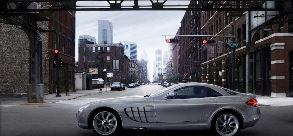 Mercedes Slr Chicago