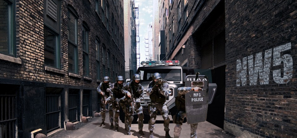 Chicago Swat Squad