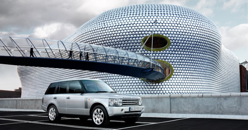 Range Rover Birmingham