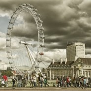 """Shoot London"" im Herbst"